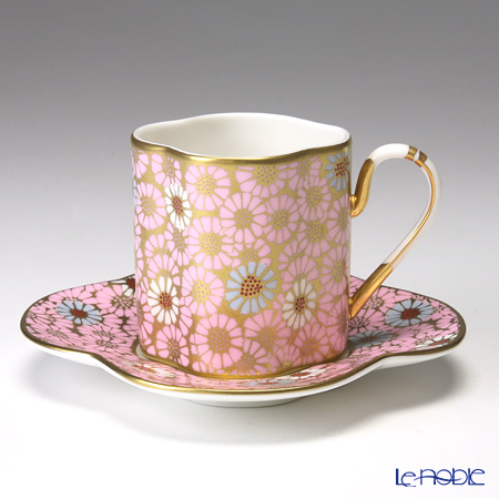 Wedgwood Harlequin Collection Daisy Cup and Saucer
