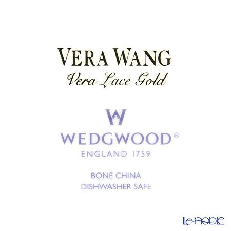 ウェッジウッド(Wedgwood) ヴェラ・ウォン ヴェラレース ゴールドティーカップ&ソーサー