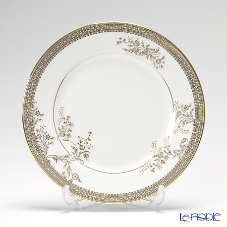 Wedgwood Vera Wang Lace Gold Plate 20 cm