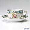 ヘレンド ターコイズエンブレム CBTA 00724-0-00/724ティーカップ&ソーサー 200cc