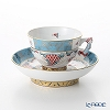 Herend tuppeny Horn and TCA 03371-0-21 Small Cup & Saucer
