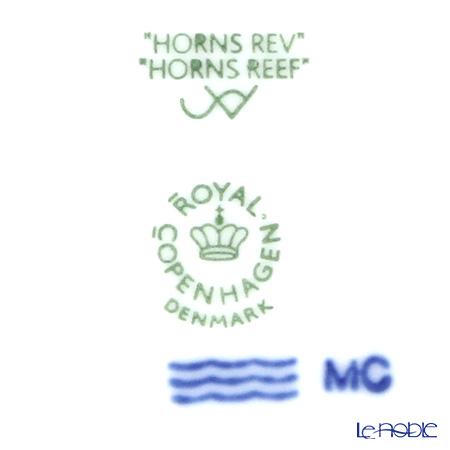 ロイヤルコペンハーゲン(Royal Copenhagen) イヤープレート2012年/平成24年 「Horns Rev(ホーンス レウ)」
