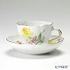 マイセン(Meissen) ビンテージフラワー2 04c005/00582コーヒーカップ&ソーサー 200cc スイセン