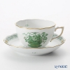 Flower basket of Herend CN 00701fff - 0-00 Wake-up Cup & Saucer 250 cc