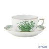ヘレンド 清の花籠 CN 00724-0-00/724ティーカップ&ソーサー 200cc
