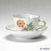 マイセン(Meissen) ベーシックフラワー(二つ花) 040110/00582/20コーヒーカップ&ソーサー 200cc Motiv No.20 ラナンキュラス