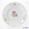 Meissen 'Basic Flower - Wild Rose (2 Flowers)' 040110/54804/13 Plate (openwork) 29cm