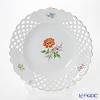Meissen 'Basic Flower - Ranunculus (2 Flowers)' 040110/54804/20 Plate (openwork) 29cm