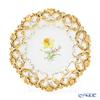 Meissen 'Narcissus (2 Flowers)' [Motiv No.26] 040199/54101(54M02)/26 Decorative Dish 27.5cm