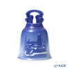 Royal Copenhagen Collectibles 'Church of Our Lady (Owl)' [2020] Christmas Bell H10.5cm