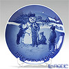 Bing & Grondahl Collectibles 2003 Plate - Frosty the Snowman, 18 cm
