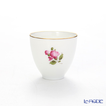 Augarten 'Simple Coloured Floral Bouquets' Liqueur Cup 30ml (S)