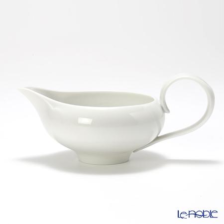 アウガルテン(AUGARTEN) エナホワイト(1000J) クリーマー(紅茶用) 0.2L(021)