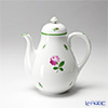 Augarten 'Wiener (Viennese) Rose' [Schubert shape] Coffee Pot 700ml (S)