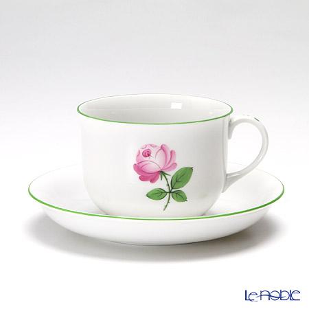アウガルテン(AUGARTEN) ウィンナーローズ(5089)コーヒーカップ&ソーサー 0.2L(001)