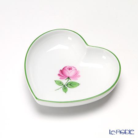 Augarten Viennese Rose Heart Dish 10 cm, 5089 / 842862