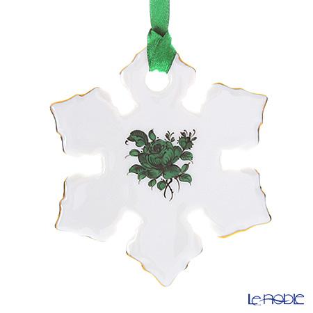 アウガルテン(AUGARTEN) マリアテレジア(5098) クリスマスコレクション スノークリスタルオーナメント
