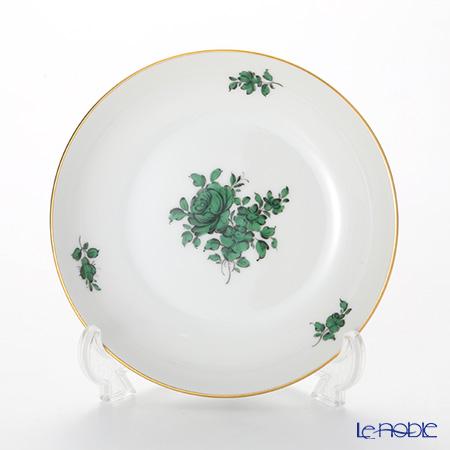 Augarten 'Maria Theresia' Green Round Dish 13cm