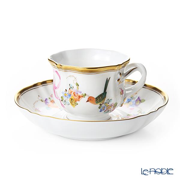 ヘレンド 地中海の庭 JM 04228-0-00 コーヒーカップ&ソーサー 200cc