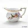 Herend 'Mediterranean Garden / Jardin Mediterraneen (Flower Ribbon Bird)' JM 20644-0-00/20644 Creamer 120ml