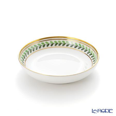 Augarten 'Old Wiener (Viennese) Leaf Edge' Round Dish 8.5cm