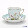Herend four seasons QS 20706-0-00 Coffee Cup & Saucer 160 cc
