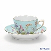 Herend four seasons QS 20711-0-00 Mocha Cup & Saucer