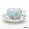 Herend four seasons QS 20730-0-00 Tea Cup & Saucer (combined) 200 cc