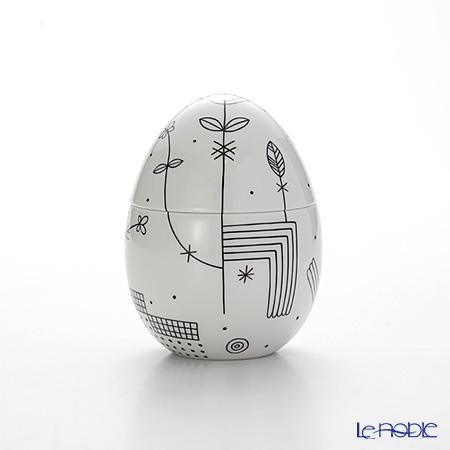 Augarten 'Mythos' Standing Egg Box H10.5cm