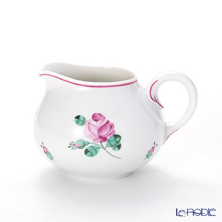 アウガルテン(AUGARTEN) オールドウィンナーローズ(5784) クリーマー(紅茶用) 0.25L(001)