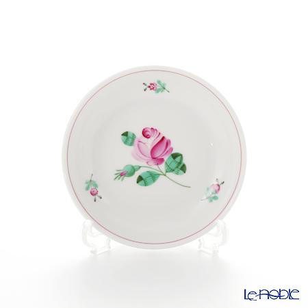 Augarten 'Old Wiener (Viennese) Rose' Round Dish 8.5cm