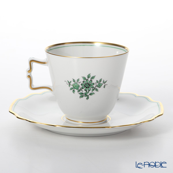 Augarten (AUGARTEN) Prince Eugene (5848) Fill my coffee cup & saucer