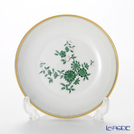 Augarten 'Prince Eugene' Green Round Dish 13cm