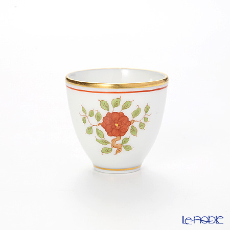 Augarten Multicoloured Chinoiserie Liquor Cup 0.03 l, 5849 / 694