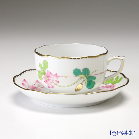 Herend Narcissus Teacup with saucer 200 ml, NE 20724-0-00