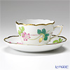 Herend 'Narcissus' NE 20730-0-00 Tea / Coffee Cup (combined) & Saucer 200ml