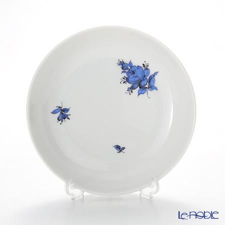 アウガルテン(AUGARTEN) マリアテレジア シンプル(SA5981) ブルー ラウンドディッシュ 12.5cm(069)