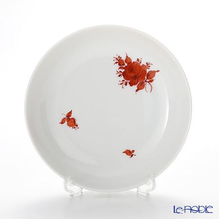 アウガルテン(AUGARTEN) マリアテレジア シンプル(SA5982) オレンジラウンドディッシュ 12.5cm(069)
