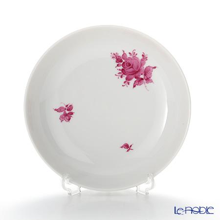 アウガルテン(AUGARTEN) マリアテレジア シンプル(SA5983) ピンク ラウンドディッシュ 12.5cm(069)