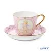Herend 'Humboldt (Angel) Pink' SP 03929-0-00 Tea Cup & Saucer 150ml