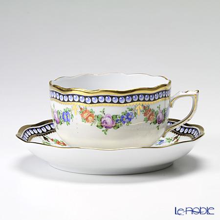 ヘレンド 真珠の首飾 GPN 20724-0-00/20724 ティーカップ&ソーサー 200cc