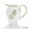 Augarten 'Pine Branch' [Mozart shape] Creamer 250ml (L)