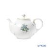 Augarden 'Forget Me Not' [Schubert Shape] Tea Pot 600ml (S)