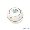 Augarden 'Forget Me Not' Round Jewellery Box 8cm