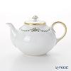 Augarten (AUGARTEN) biedermeiergarland (6701) Teapot 0.6 L (001 Schubert shape)