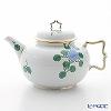 Augarten (AUGARTEN) hydrangea (hydrangea) (6703) Teapot (L) 1.5 L (114 vervedeoresheap)