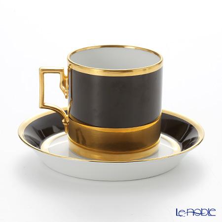 アウガルテン(AUGARTEN) カレッジ(6744)コーヒーカップ&ソーサー(098)