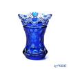 マイセン(Meissen) マイセンクリスタル花瓶(ライトブルー) 13cm MFO/1320/13LB