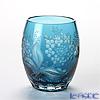 Meissen Crystal 'Flowers' Light Blue 110/150/10LB Tumbler H10cm