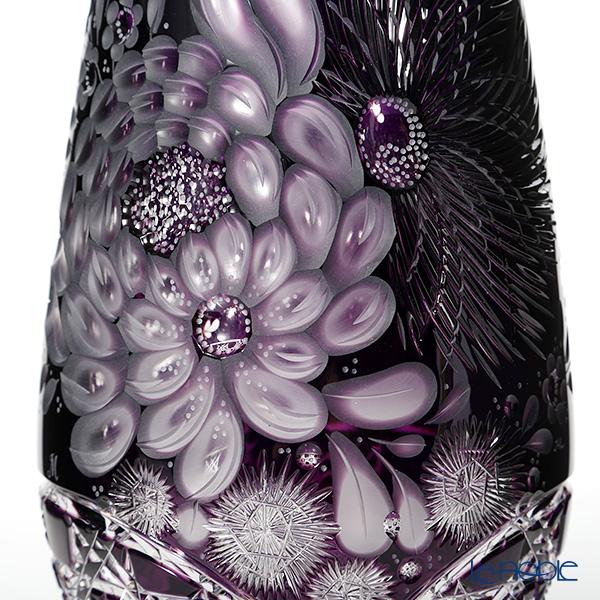 Meissen Crystal 'Chrysanthemum Flower' 80513/30L Vase H30cm